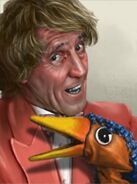 Portrait Australia Rod Hull