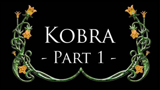 Kobra - Part 1 (Swedish; English subtitles by me, not a parody)