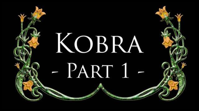 "Kobra - ""Hitler Humour"""