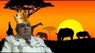 Hitler Sends Göring to Africa