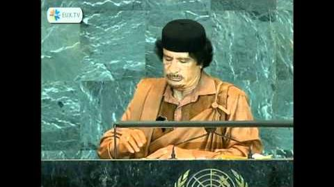 Gaddafi's papers of doom