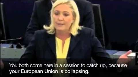 Marine Le Pen vs