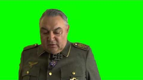 Göring Interview - Greenscreened