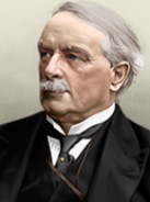 Portrait Britain David Lloyd George