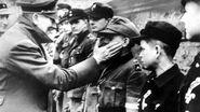Adolf Hitler and Hitlerjugend Wilhelm Willi Hubner