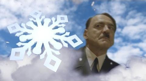 Hitler tries to make it snow