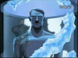 Justice League Hitler