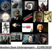 Avatars from Untergangers - 21 09 2010