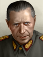 Portrait Germany Mod Helmuth Weidling