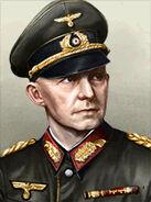 Portrait Germany Alfred Jodl