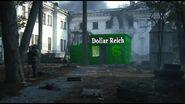 Dollar Store building