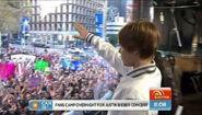 Justin bieber nazi sieg heil