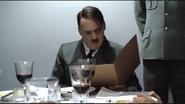 Hitler eating scene
