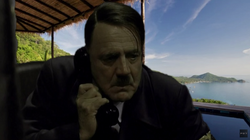 Hitler on vacation