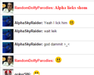 Alpha likes shom