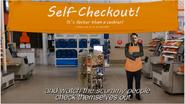 Hitler at Self-Checkout