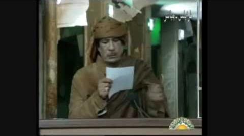Gaddafi Parodies