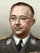 Portrait Germany Heinrich Himmler