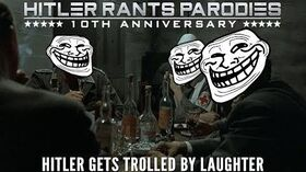 Hitler gets trolled by laughter