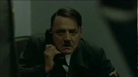 Hitler phones NONONONO Cat
