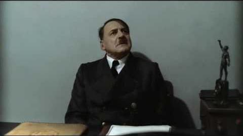 Hitler is wished a Happy Halloween