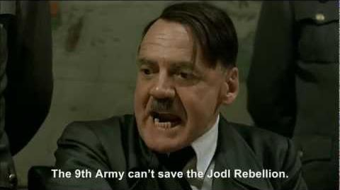 Hitler and the Jodl Rebellion I