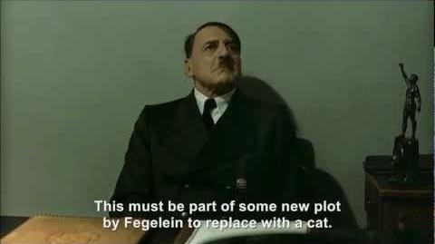Hitler encounters Kitler