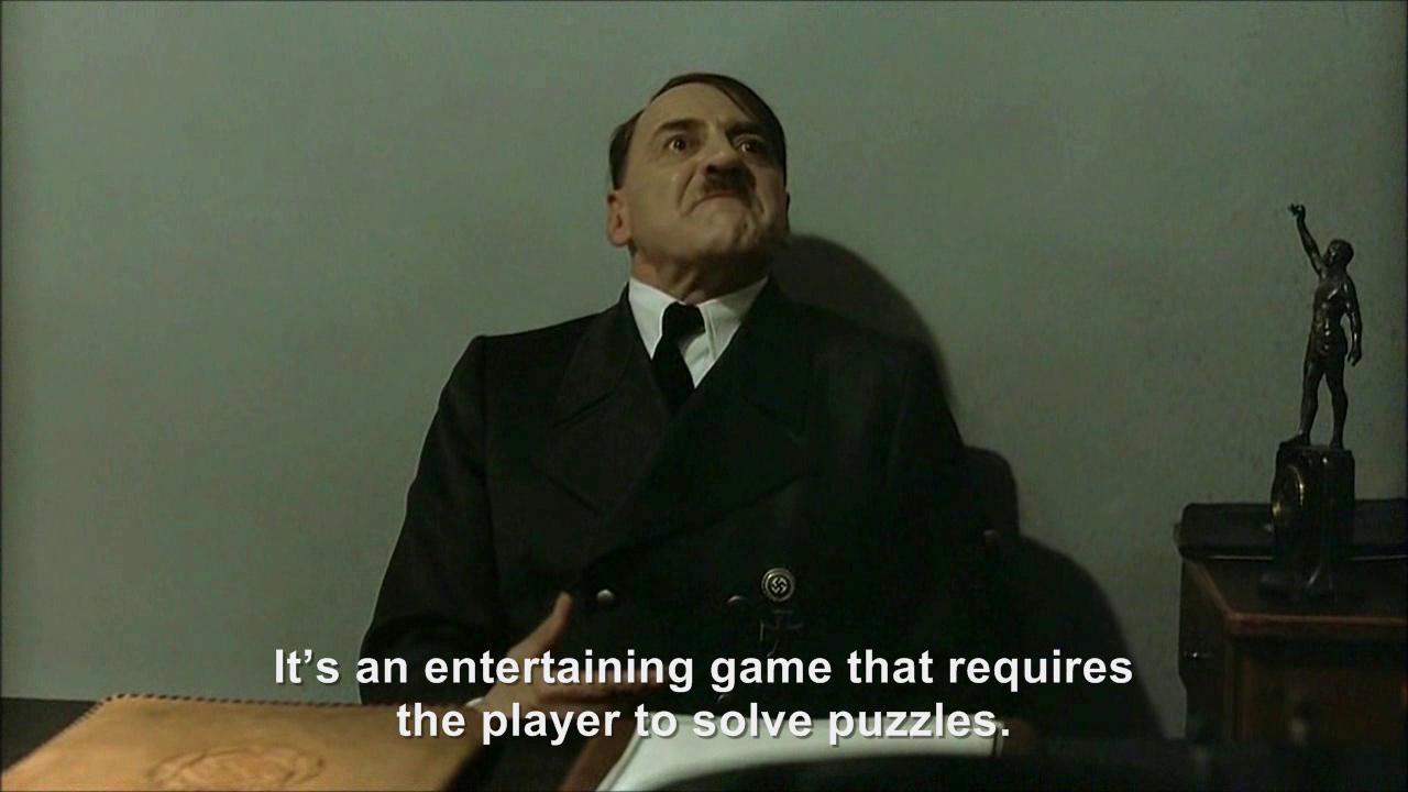 Hitler Reviews: Portal 2   Hitler Rants Parodies Wiki ...