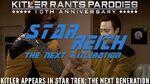 Kitler appears in Star Trek The Next Generation
