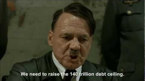 Hitler plans to raise the debt ceiling