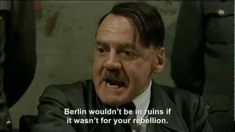 Hitler and the Jodl Rebellion III
