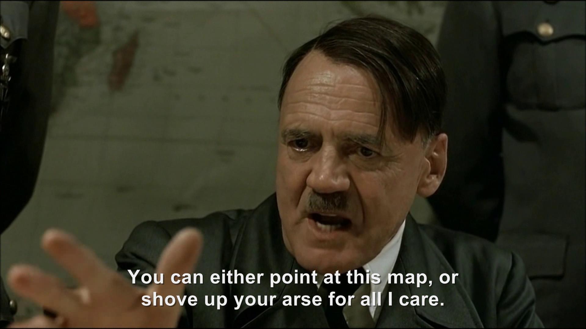 Hitler plans his final plan   Hitler Rants Parodies Wiki ...