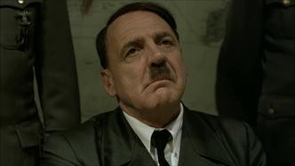 Hitler ignores everyone