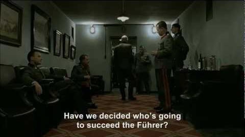 The Assassination of Hitler Episode I