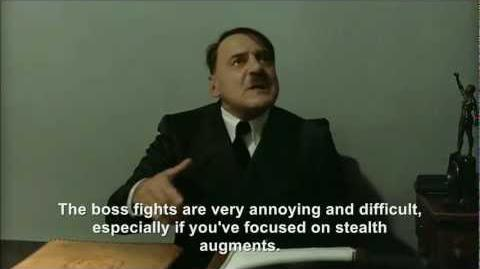 Hitler Reviews Deus Ex Human Revolution