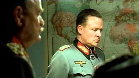 Hitler and the singing Burgdorf incident