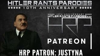 HRP Patron Justyna