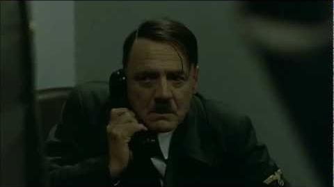 Hitler phones Gordon Ramsay