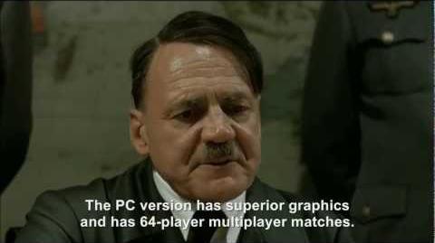 Hitler plans to buy Battlefield 3