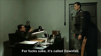 Hitler is asked What's this film called