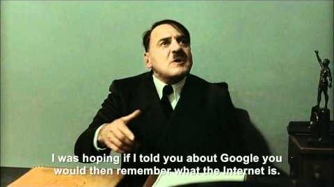 """Hitler is asked """"What is the Internet?"""""""
