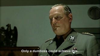 Hitler's strange informing incident