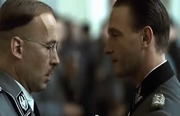 Himmler and Fegelein