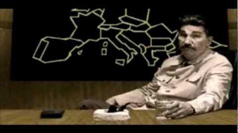 Hitler encounters Red Alert Stalin