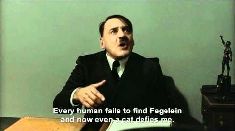 Hitler encounters WTF Kitty