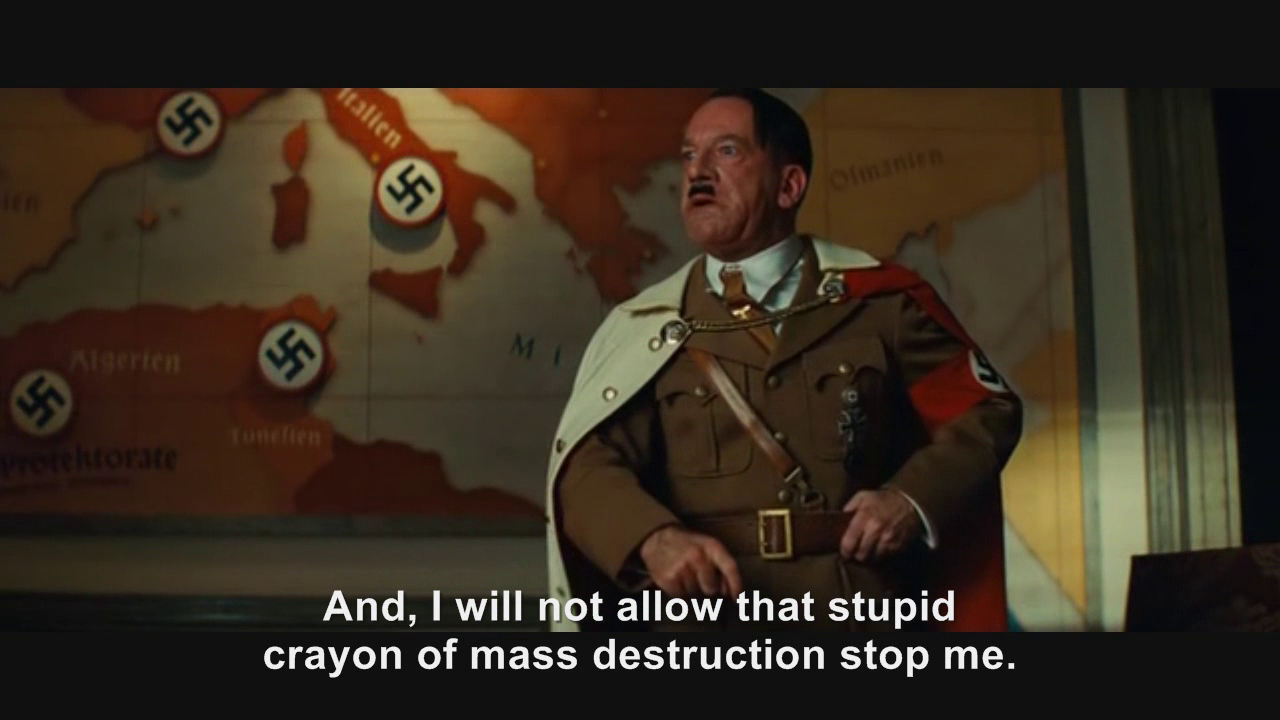 Hitler rants about Hitler   Hitler Rants Parodies Wiki ...