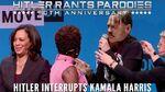 Hitler interrupts Kamala Harris