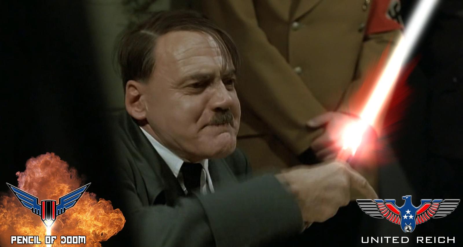 Pencil of Doom MK III   Hitler Rants Parodies Wiki   Fandom