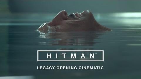 HITMAN - 'Legacy' Opening Cinematic ES
