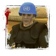 UN Soldier H2